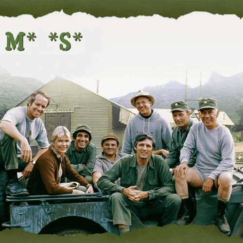 TV Shows 2 answer: MASH