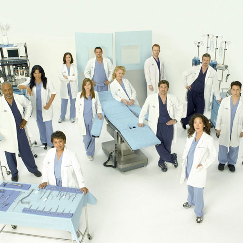 TV Shows 2 answer: GREY`S ANATOMY