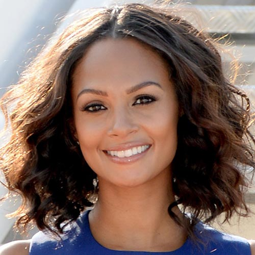 TV Stars answer: ALESHA DIXON