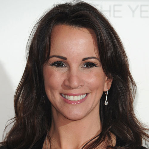 TV Stars answer: ANDREA MCLEAN