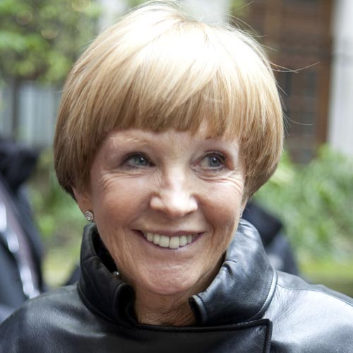 TV Stars answer: ANNE ROBINSON