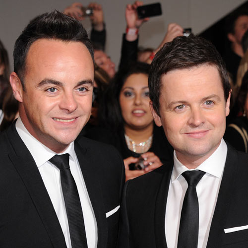 TV Stars answer: ANT & DEC