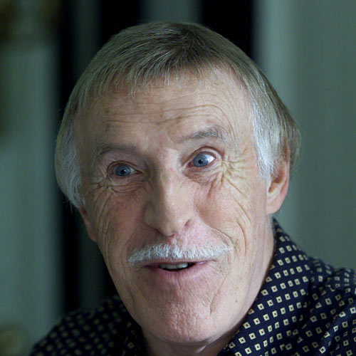 TV Stars answer: BRUCE FORSYTH