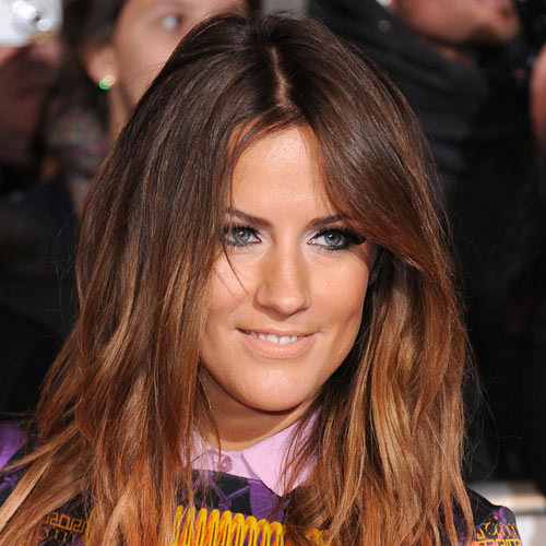 TV Stars answer: CAROLINE FLACK