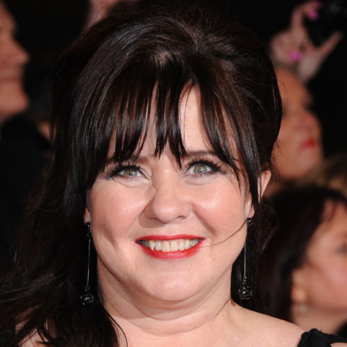 TV Stars answer: COLEEN NOLAN