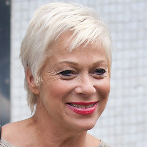 TV Stars answer: DENISE WELCH