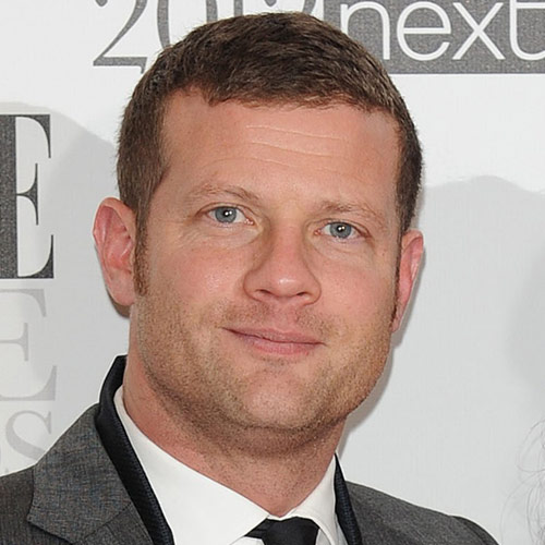 TV Stars answer: DERMOT OLEARY