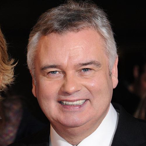 TV Stars answer: EAMONN HOLMES