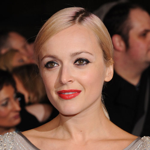TV Stars answer: FEARNE COTTON