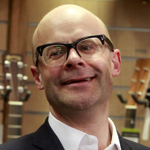 TV Stars answer: HARRY HILL