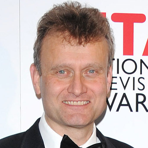 TV Stars answer: HUGH DENNIS