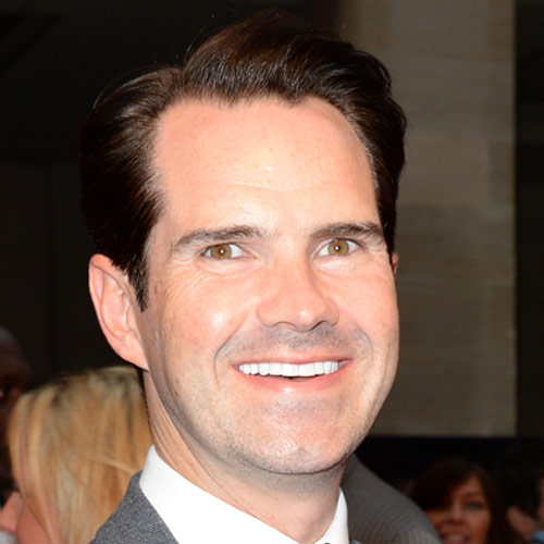 TV Stars answer: JIMMY CARR