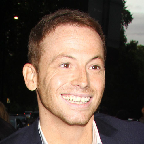 TV Stars answer: JOE SWASH