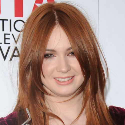 TV Stars answer: KAREN GILLAN