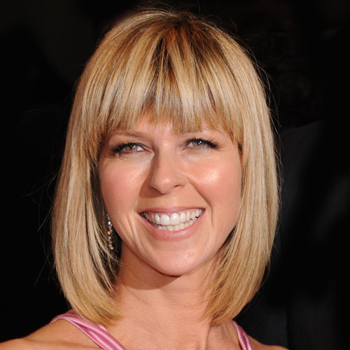 TV Stars answer: KATE GARRAWAY