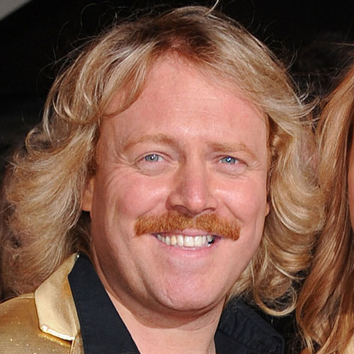 TV Stars answer: KEITH LEMON