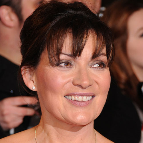 TV Stars answer: LORRAINE KELLY