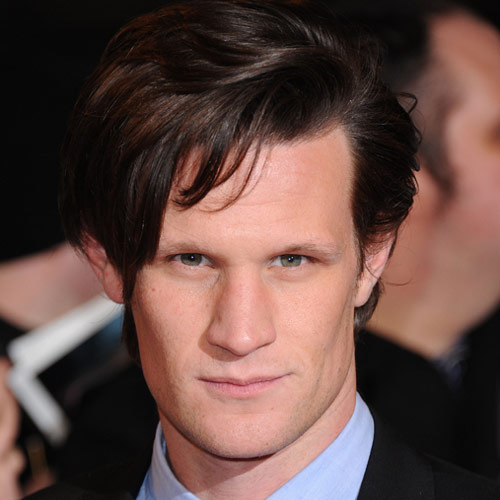 TV Stars answer: MATT SMITH
