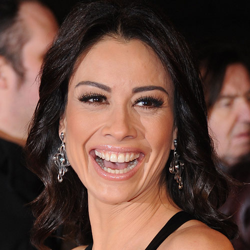 TV Stars answer: MELANIE SYKES