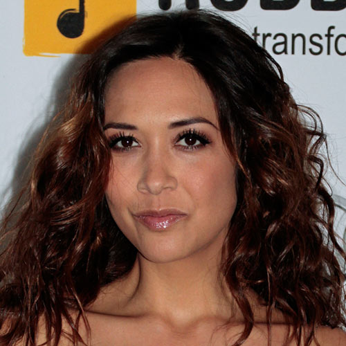 TV Stars answer: MYLEENE KLASS