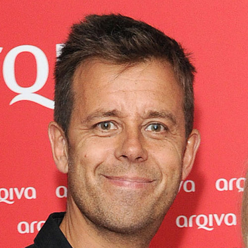 TV Stars answer: PAT SHARP