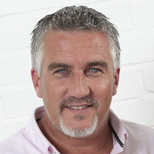 TV Stars answer: PAUL HOLLYWOOD
