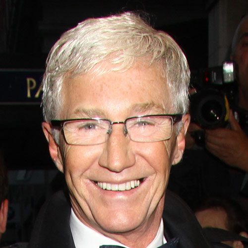 TV Stars answer: PAUL OGRADY