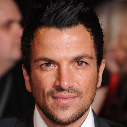 TV Stars answer: PETER ANDRE