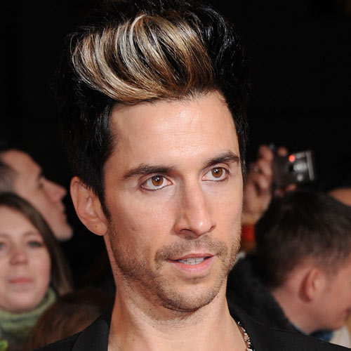 TV Stars answer: RUSSELL KANE