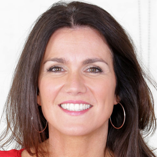 TV Stars answer: SUSANNA REID