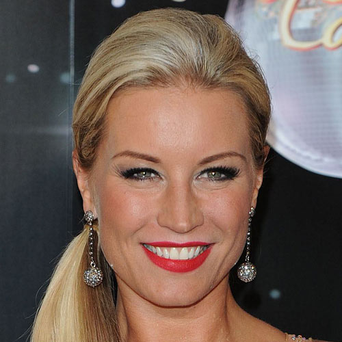 TV Stars answer: DENISE VAN OUTEN