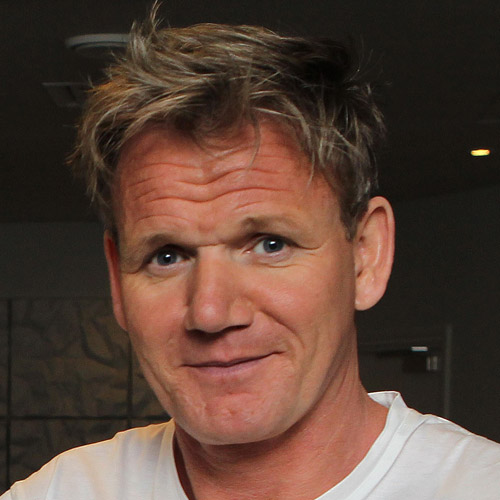 TV Stars answer: GORDON RAMSAY