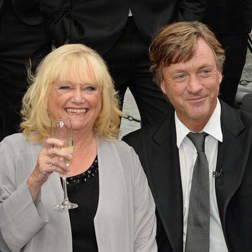 TV Stars answer: RICHARD & JUDY