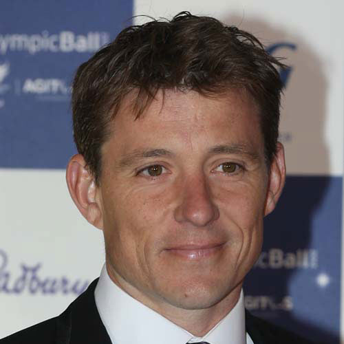 TV Stars answer: BEN SHEPHARD
