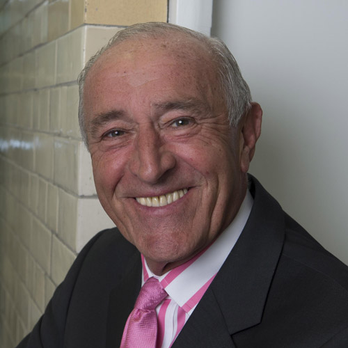 TV Stars answer: LEN GOODMAN