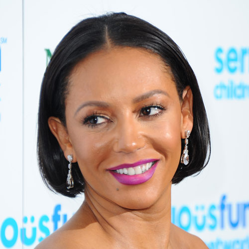 TV Stars answer: MEL B