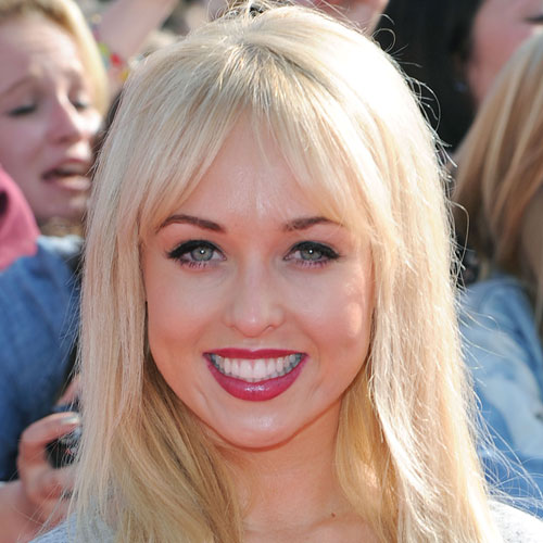UK Soap Stars answer: JORGIE PORTER