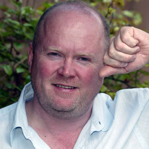 UK Soap Stars answer: STEVE MCFADDEN