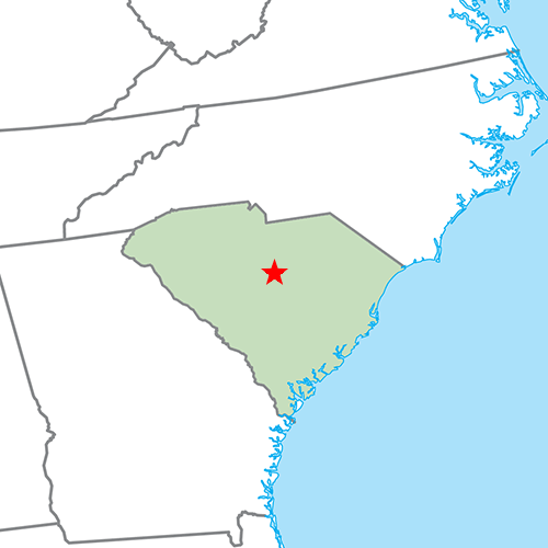US States answer: COLUMBIA