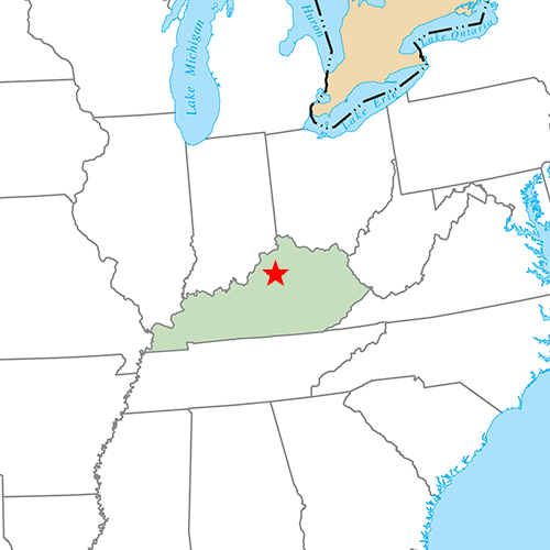 US States answer: FRANKFORT