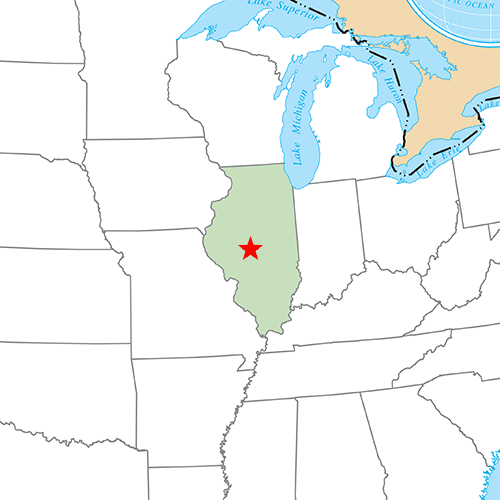 US States answer: SPRINGFIELD