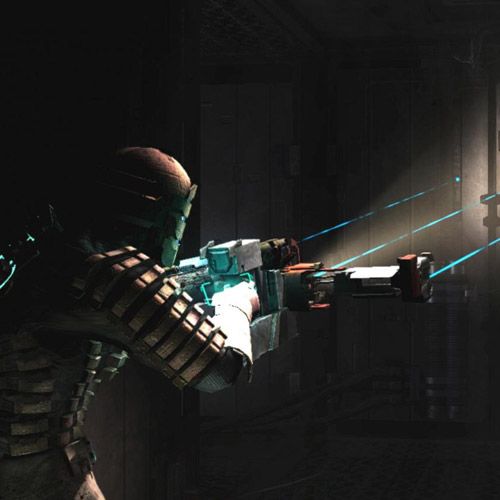 Video Games answer: DEAD SPACE