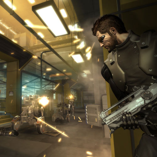 Video Games answer: DEUS EX