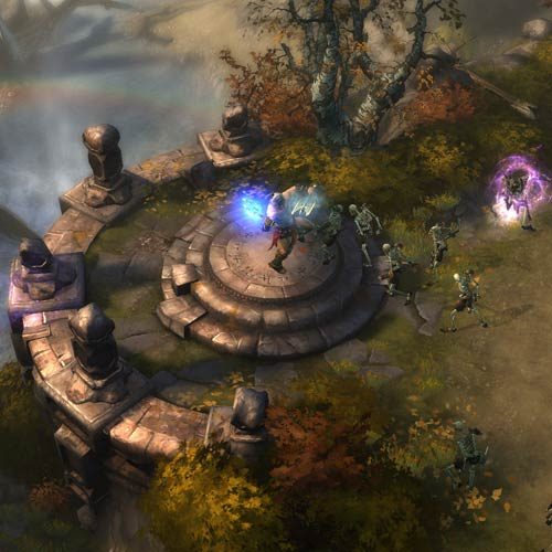 Video Games answer: DIABLO 3