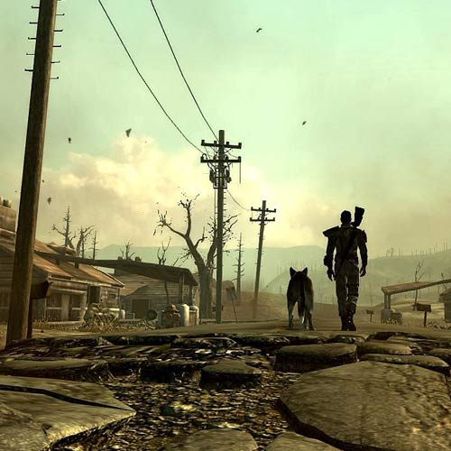Video Games answer: FALLOUT 3