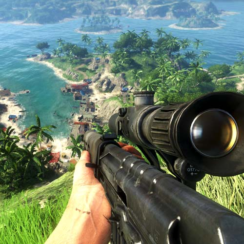 Video Games answer: FAR CRY 3