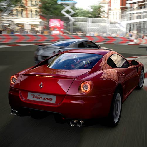 Video Games answer: GRAN TURISMO 5