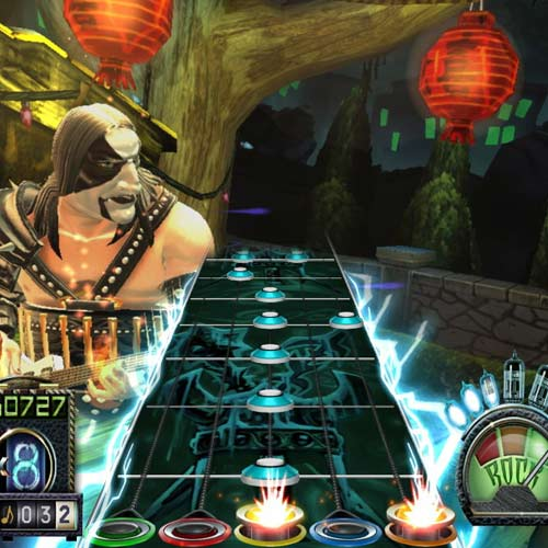Video Games answer: GUITAR HERO