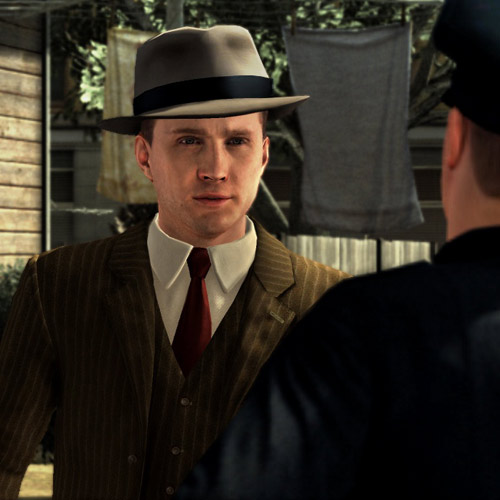 Video Games answer: LA NOIRE