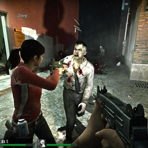 Video Games answer: LEFT 4 DEAD